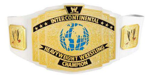 WWE Wrestling Intercontinental Championship Kids Replica Belt [Loose]
