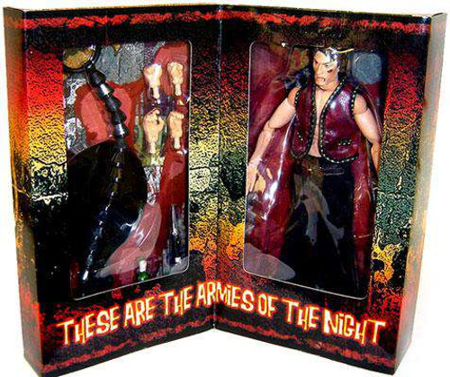 The Warriors Deluxe Series 1 Swan Action Figure [Damaged Package]