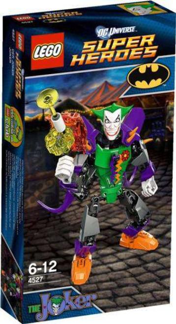 LEGO DC Universe Super Heroes The Joker Set #4527 [Damaged Package]