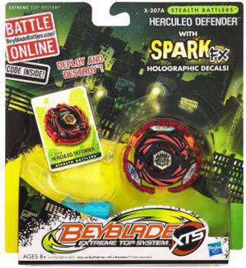 Beyblade XTS Stealth Battlers Herculeo Defender Single Pack X-207A [Loose]