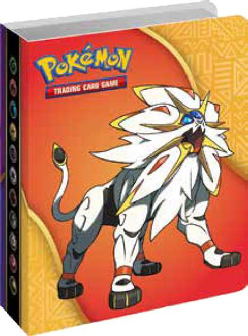 Nintendo Pokemon Trading Card Game Sun & Moon Mini Portfolio [Holds 60 Cards]
