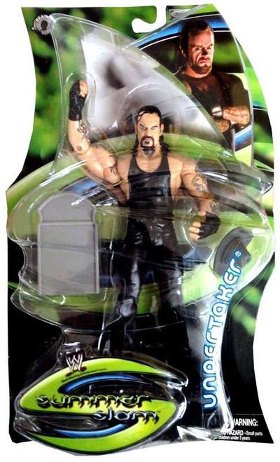 WWE Wrestling Summer Slam Undertaker Action Figure [Loose]