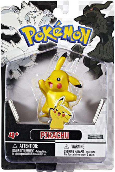 Pokemon Black & White Series 1 Basic Pikachu Figure [Loose]