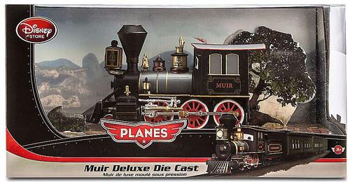 Disney Planes Muir Deluxe Diecast Vehicle [Version 2, Damaged Package]