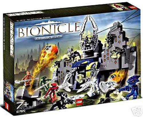 LEGO Bionicle Visorak's Gate Set #8769 [Damaged Package]