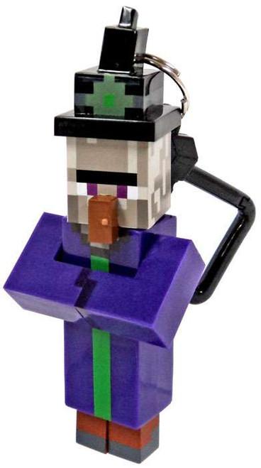 Minecraft Hangers Series 3 Witch 3-Inch Keychain [Loose]