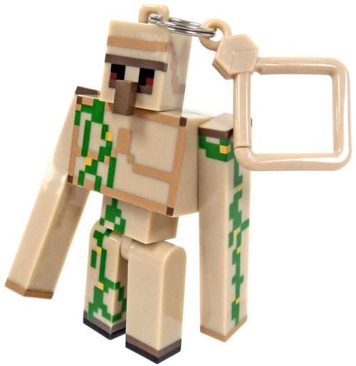 Minecraft Hangers Series 3 Iron Golem 3-Inch Keychain [Loose]