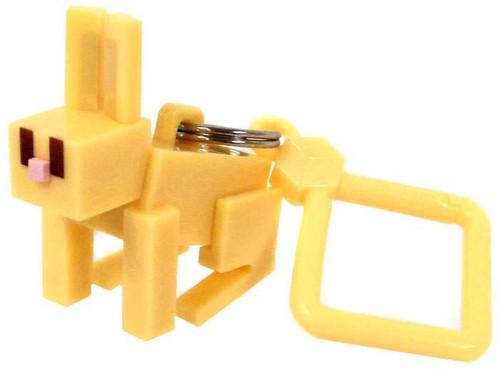 Minecraft Hangers Series 3 Rabbit 3-Inch Keychain [Loose]