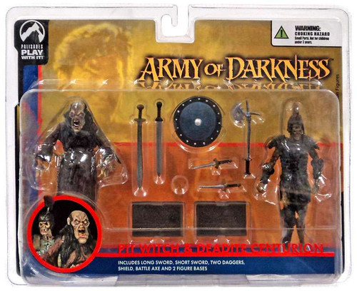 Army of Darkness Pit Witch & Deadite Centurion Action Figure 2-Pack