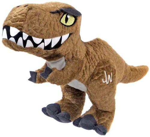 Jurassic World Tyrannosaurus Rex 11-Inch Plush [Dark Brown]