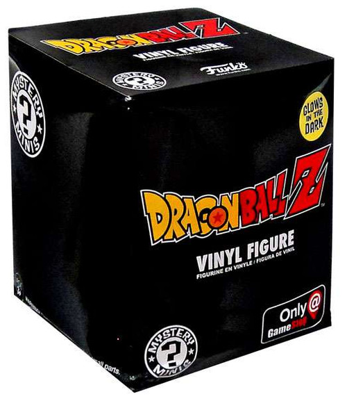 Funko Mystery Minis Dragon Ball Z Exclusive Mystery Pack