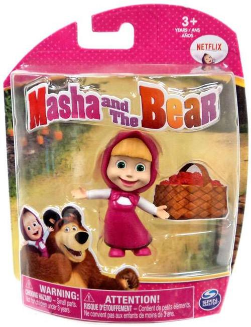Masha and the Bear Masha 3-Inch Figure