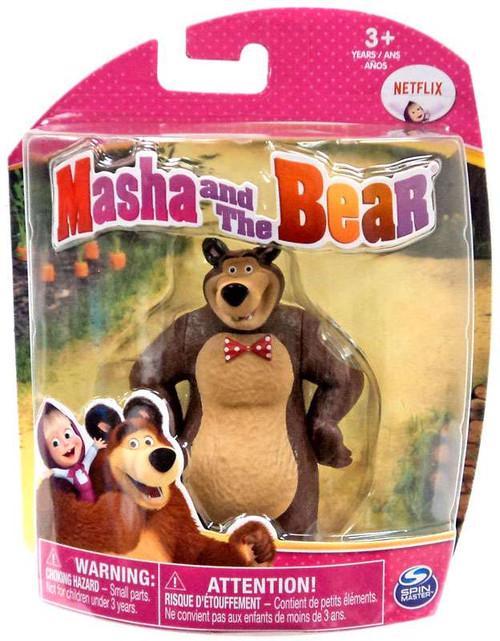 Masha and the Bear Fancy Bear 3-Inch Figure