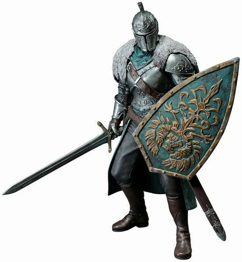 Dark Souls II Bearer of the Curse 7-Inch PVC Figure Vol.1 [Faraam Set]