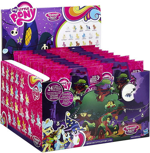 My Little Pony PVC Series 17 Mystery Box [24 Packs]
