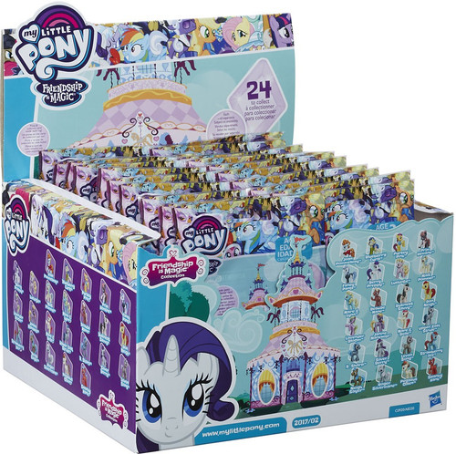 My Little Pony 2017 Wave 2 (Series 20) Mystery Box [24 Packs]