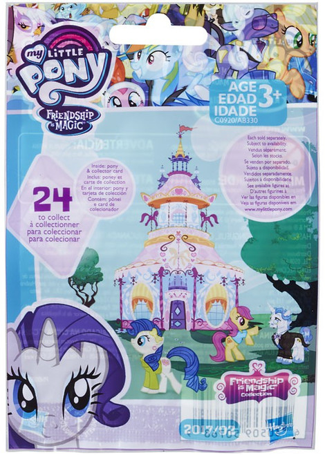 My Little Pony 2017 Wave 2 (Series 20) Mystery Pack