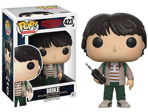 Funko Stranger Things POP! TV Mike Wheeler Vinyl Figure #423 [with Walkie Talkie]