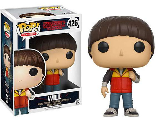 Funko Stranger Things POP! TV Will Byers Vinyl Figure #426