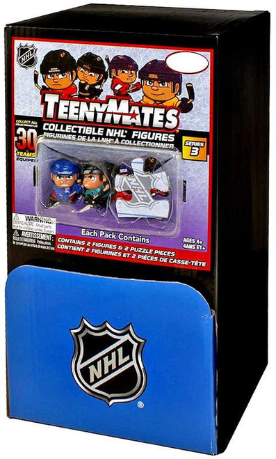 NHL TeenyMates Hockey Series 3 Mystery Box [32 Packs]