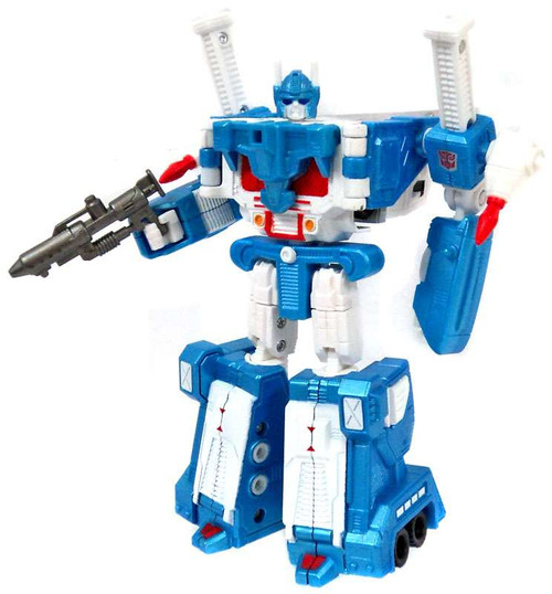 "Transformers Titanium Series Ultra Magnus 6"" Action Figure [Loose, No Package]"