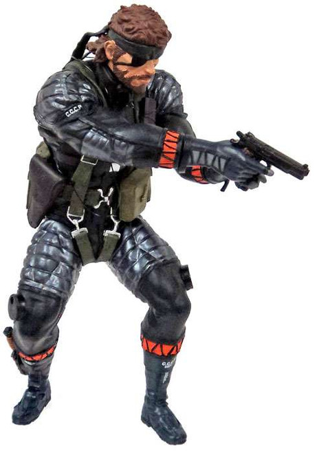 Metal Gear Solid Snake 7-Inch Collectible Figure [Loose]