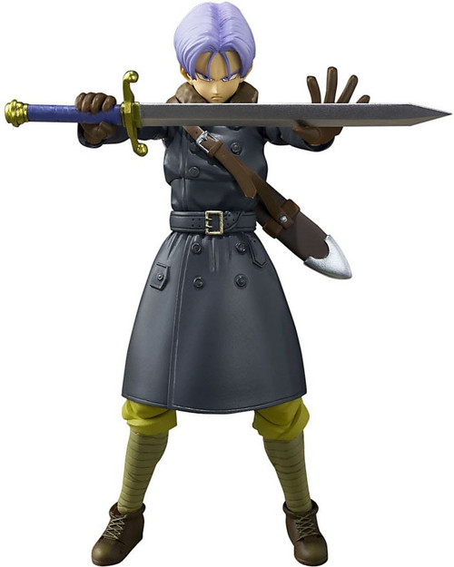 Dragon Ball XenoVerse S.H. Figuarts Xenoverse Trunks Action Figure