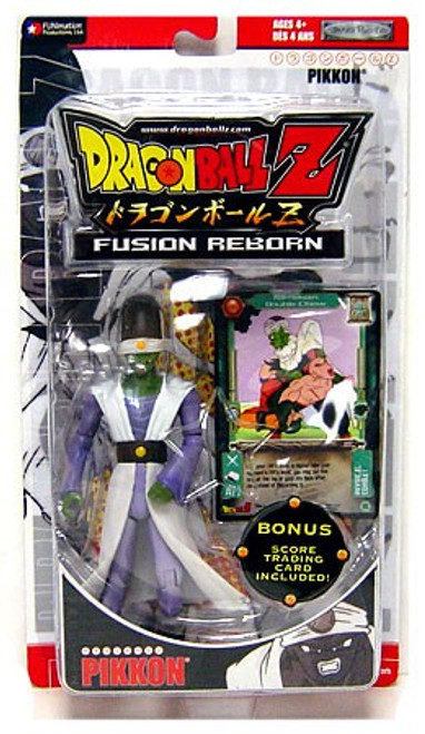 Dragon Ball Z Fusion Reborn Pikkon Action Figure [Red Packaging - Includes Trading Card]