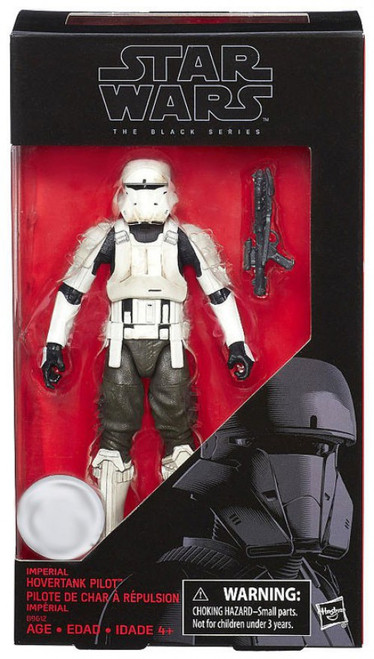 Star Wars Black Series Hovertank Pilot Exclusive Action Figure