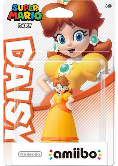 Nintendo Super Mario Amiibo Daisy Mini Figure