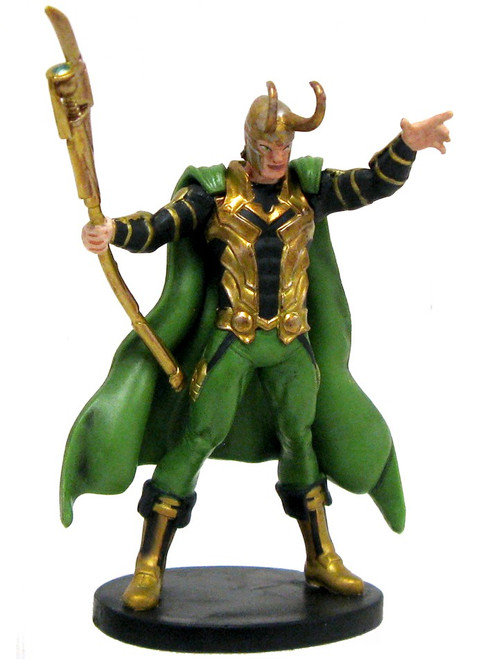 Disney Marvel Loki 3.5-Inch PVC Figure [Loose]
