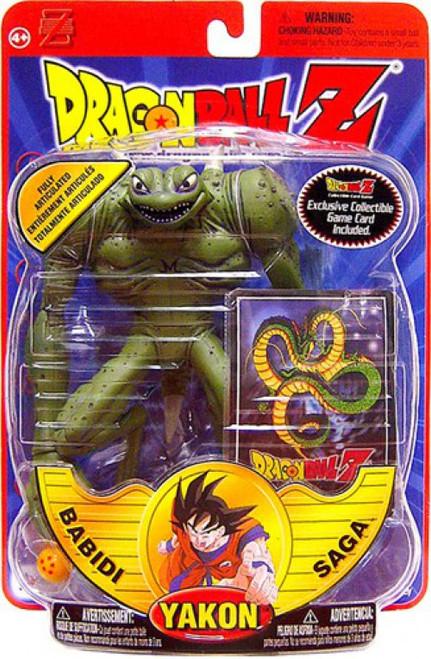 Dragon Ball Yakon Action Figure