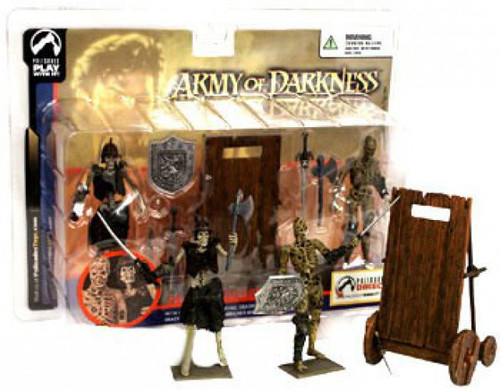 Army of Darkness Deadite Army Builder Exclusive Action Figure 2-Pack