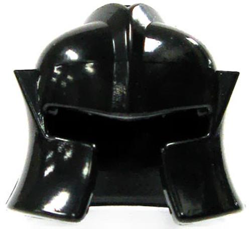 LEGO Castle Black Crested Helmet [Loose]
