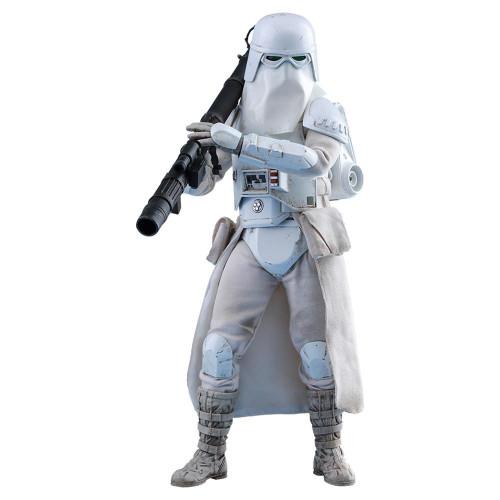 Star Wars Battlefront Video Game Masterpiece Snowtrooper Collectible Figure [Deluxe Version]