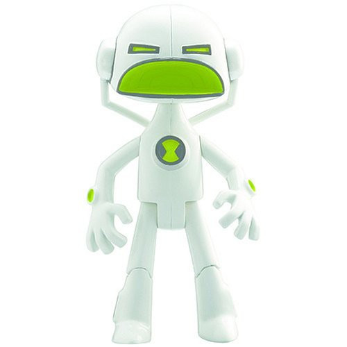 Ben 10 Alien Force Alien Collection Echo Echo Action Figure [Loose]