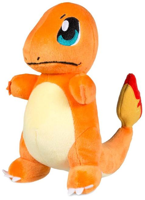 Pokemon Charmander Exclusive 6.5-Inch Plush [Standard Size #168]