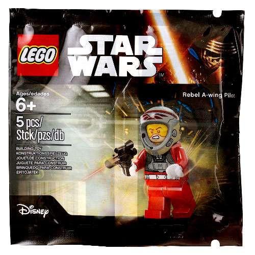 LEGO Star Wars Rebel A-Wing Pilot Set #5004408 [Bagged]
