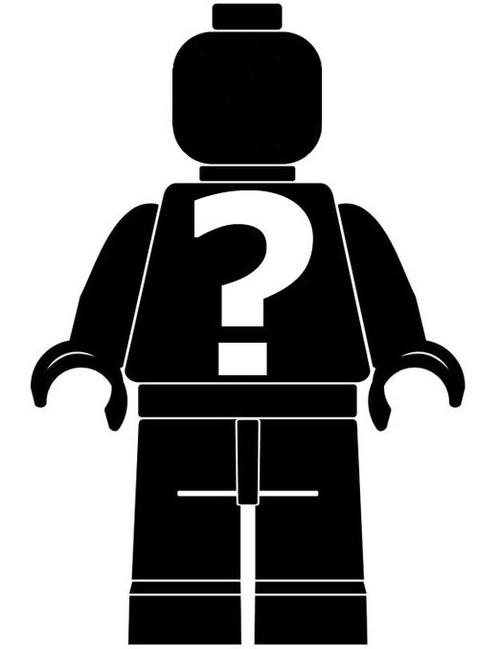 LEGO RANDOM Minifigure [Loose]