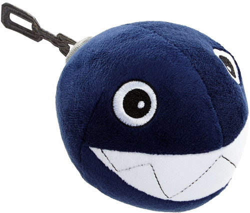 World of Nintendo Super Mario Chain Chomp 6-Inch Plush