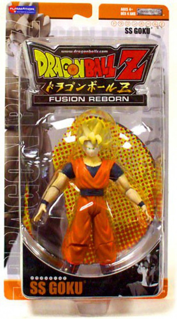 Dragon Ball SS Goku Action Figure