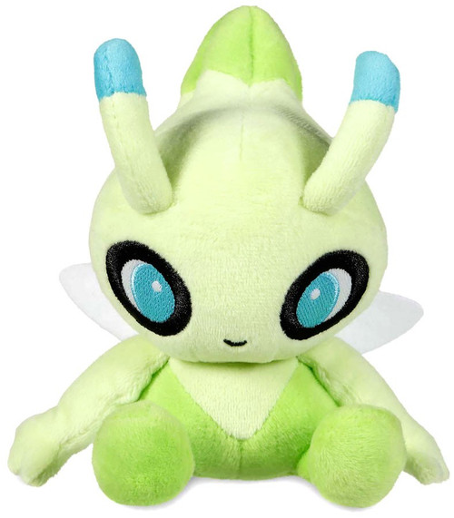 Pokemon Celebi Exclusive 6-Inch Plush