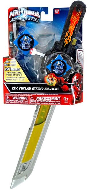 Power Rangers Ninja Steel DX Ninja Star Blade Roleplay Toy