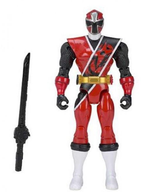 Power Rangers Ninja Steel Action Heroes Red Ranger Action Figure