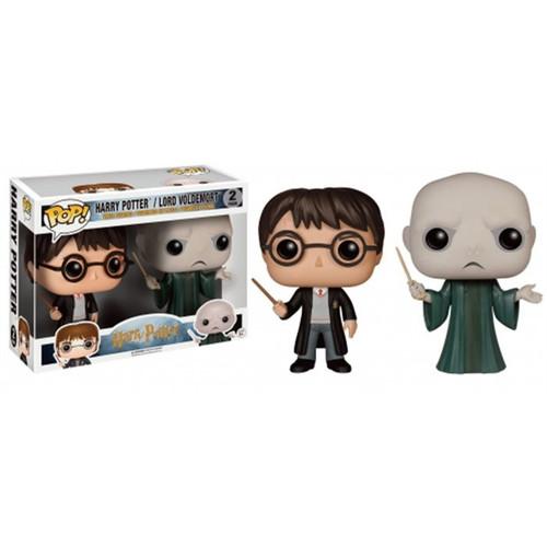 Funko POP! Movies Harry Potter & Lord Voldemort Exclusive Vinyl Figure