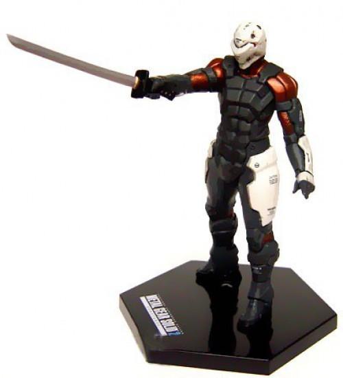 Metal Gear Solid PVC Art Statues Series 2 Cyborg Ninja Olga Statue