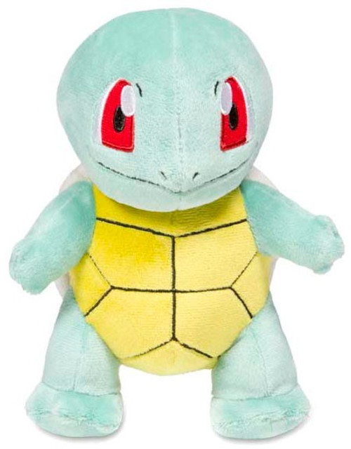 Pokemon Squirtle Exclusive 7.25-Inch Plush