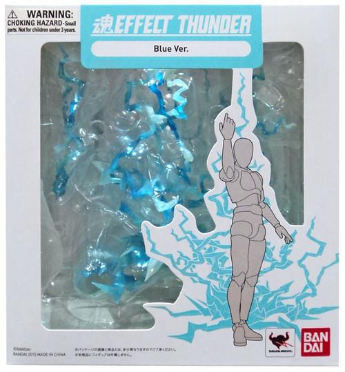 Tamashii Effect Thunder Blue Action Figure Accessory