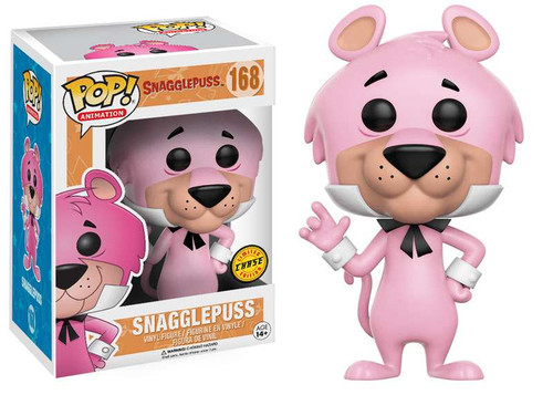 Funko Hanna-Barbera POP! TV Snagglepuss Vinyl Figure #168 [Light Pink Chase Version]
