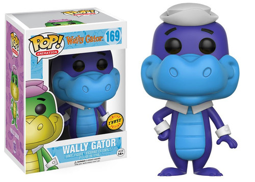 Funko Hanna-Barbera POP! TV Wally Gator Vinyl Figure #169 [Purple Chase Version]